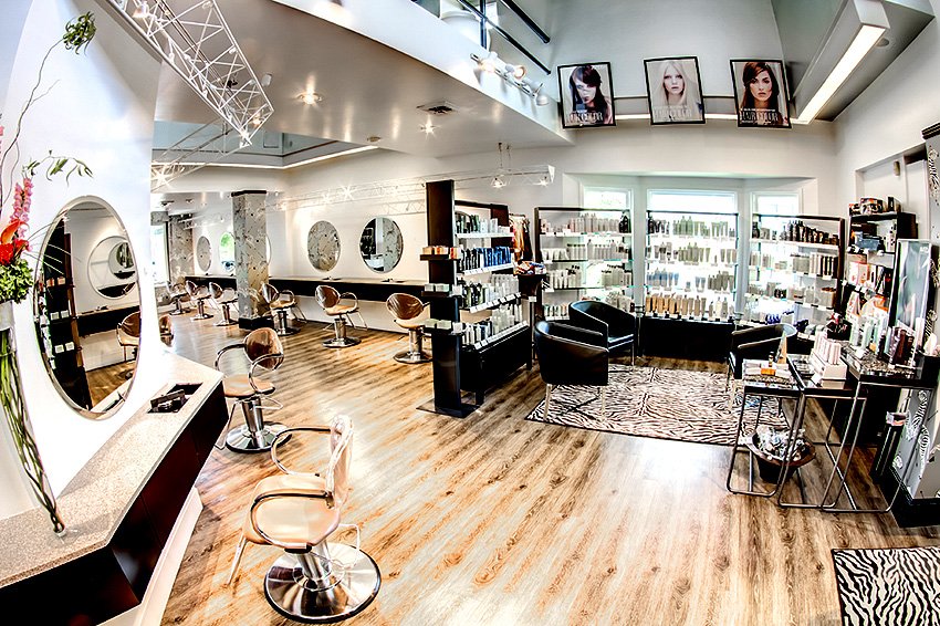 Tour Salon Hazelton Hair Salon - View 3