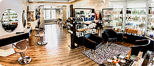 Take a Visual Tour of Salon Hazelton Salon